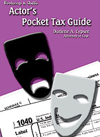 Actor's Pocket Tax Guide