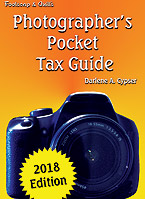 Photographer's Pocket Tax Guide