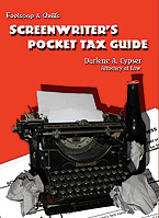Screenwriter's Pocket Tax Guide