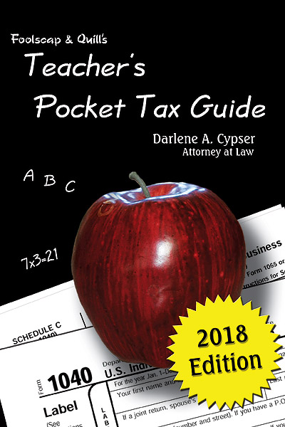 Teacher's Pocket Tax Guide